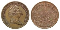 Schweden,  Skilling 1835,  vz Karl XIV. Johan, 1818-1844, 100,00 EUR 