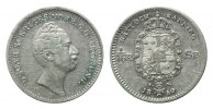 Schweden,  1/16 Riksdaler 1850,  ss+ Oskar I., 1844-1859, 30,00 EUR 