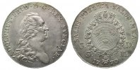 Schweden, Riksdaler 1770 AL,  Rdf., ss-vz Adolf Friedrich, 1751-1771, 690,00 EUR 