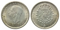 Schweden, 2 Kronen 1946 TS,  feine Kr., vz-st Gustaf V., 1907-1950, 20,00 EUR 