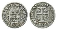 Portugal, 60 Reis =3 Vintens o.J.,  ss Johannes V., 1706-1750 50,00 EUR 