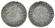 1/4 Reichstaler 1604, Sachsen, Christian II., majorenn, mit seinen Brüd... 98,00 EUR  zzgl. 6,40 EUR Versand