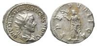 AR Antoninian,  Röm. Reich, Herennius Etruscus als Caesar, 250-251, ss  56,00 EUR kostenloser Versand