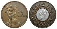 Kupfermed. (unsign.), o.J., um 1930, Deutschland, Kalendermedaille, Löw... 25,00 EUR kostenloser Versand