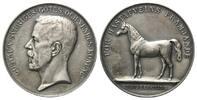 Silbermedaille o.J. Schweden, Gustaf V., 1...