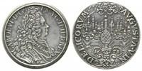 Schraubtaler 1725, Augsburg, mit Farbbild, ss+  845,00 EUR kostenloser Versand