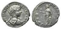 AR Denar 198-200, Röm. Reich, Geta als Caesar, 198-209, schöne Tönung, ... 165,00 EUR kostenloser Versand