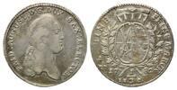 1/3 Taler 1782 IEC, Sachsen, Friedrich August III., 1763-1806, ss  95,00 EUR kostenloser Versand