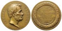 Br.-Med. o.J. (um 1870) v. Morgan,  USA, P...