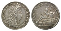 Jeton 1683 1683, Frankreich, Ludwig XIV., 1643-1715, Tresor Royale, ss  90,00 EUR85,00 EUR kostenloser Versand