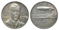 Silbermedaille 1924, Deutschland, Amerikafahrt des LZ 126, vz  75,00 EUR  zzgl. 6,40 EUR Versand