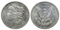 USA, Dollar 1878 S, San Francisco,  vz-st Morgan, 40,00 EUR
