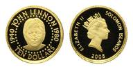 Solomon Islands, 10 Dollars 2005,  PP John Lennon, 68,00 EUR