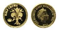1/2 Crown 2011 TDC, Florence, Geschenkbox, PP  30,00 EUR  zzgl. 6,40 EUR Versand