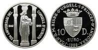 10 Diners 1999 Andorra, 50 Jahre Europarat, PP  26,00 EUR22,00 EUR kostenloser Versand