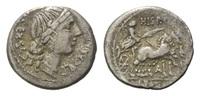 AR Denar,  Röm. Republik, C. Annius T.f.T.n und L. Fabius L.f., 82-81 v... 65,00 EUR
