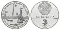 3 Rubel 1990, Russland, Russische Geschichte - St. Peter-Pauls-Festung,... 35,00 EUR31,50 EUR kostenloser Versand
