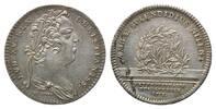 Jeton v. Du Vivier 1733, Frankreich, Ludwig XV., 1715-1774, Extraordina... 95,00 EUR90,00 EUR kostenloser Versand