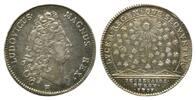 Jeton 1711 v. TB, 1711, Frankreich, Ludwig XV., 1715-1774, Secretaires ... 95,00 EUR90,00 EUR kostenloser Versand