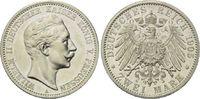 2 Mark 1905 A Preussen, Wilhelm II., 1888-1918, st  97,00 EUR  zzgl. 6,40 EUR Versand