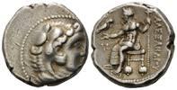 Tetradrachme 336-323 v. Chr. Makedonien Alexander III. der Große, 336-3... 295,00 EUR  zzgl. 9,40 EUR Versand