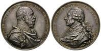 Silbermedaille v. Uhlmann, 1886 Preussen, ...