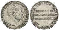 l.korrodiert, Ausbeutetaler 1856 A, Brandenburg-Preussen, Friedrich Wil... 59,00 EUR kostenloser Versand