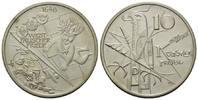 10 Mark Probeprägung 1998 BRD, Victor Huster - 350 Jahre Westfälischer ... 168,00 EUR kostenloser Versand