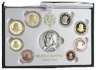 3,88 Euro + Silbermedaille 2010, Vatikan, Offizieller Kursmünzensatz 20... 156,00 EUR kostenloser Versand