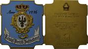 Bronzeplakette  Preussen, Königlich Peussisches Postwesen 1776, ausgabe... 25,00 EUR  zzgl. 6,40 EUR Versand