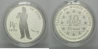 10 Francs / 1,5 Euro 1996, Frankreich, 'Der Pfeifer' von Manet, PP ... 19,00 EUR kostenloser Versand