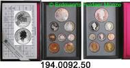 1 Dollar 1997 Canada Kanada Prestigesatz Kursmünzensatz mit Eishockey-D... 44,00 EUR  zzgl. 4,75 EUR Versand
