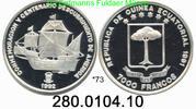 7000 Frankos 1991 Equatorial Guinea Äquatorialguinea *73 KM69 Santa Mar... 45,00 EUR  zzgl. 4,75 EUR Versand