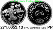 1 Pound 1980 Egypt Ägypten *210 FAO Landfrauen   .  271.0653.10  PP  45,00 EUR  zzgl. 4,75 EUR Versand