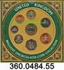 3,88 Pounds 1999 Great Britain Großbritannien Kurssatz KMS 1 Penny bis ... 21,75 EUR  zzgl. 4,75 EUR Versand