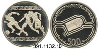 500 Forint 1981 Hungary Ungarn *127 drei Spieler FWM´82 PP  29,75 EUR  zzgl. 4,75 EUR Versand