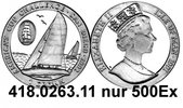 Isle of Man Insel Man 1 Crown 1991 unc *83...