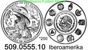 5 Pesos 2003 Mexico *250 KM678 Iberoamerika Schiff   PP  75,00 EUR  zzgl. 6,50 EUR Versand