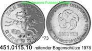 5000 Won 1978 Korea South Südkorea  . *73 KM23 Schützen-WM Bogenschütze... 75,00 EUR  zzgl. 6,50 EUR Versand