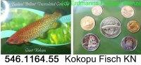 8,85 Dollars 2003 New Zealand Neuseeland Kursmünzensatz Forelle orig. .... 35,00 EUR  zzgl. 4,75 EUR Versand