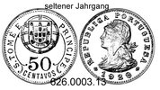 50 Centavos 1928 St.Thome´& Prince Saint Thomas und Prince  . . *3 beso... 49,75 EUR  zzgl. 4,75 EUR Versand