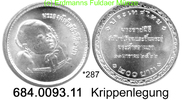 200 Baht 1979 Thailand *287 KMY133 Krippenlegung . 684.0093.11  unc  35,00 EUR  zzgl. 4,75 EUR Versand