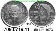 50 Lira 1973 Turkey Türkei *416 KM902 50 Jahre Republik . 709.0719.11  ... 25,00 EUR  zzgl. 4,75 EUR Versand