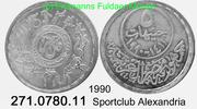 5 Pounds 1990 Egypt Ägypten *411 Sportclub Alexandria . 271.0780.11 unc  39,00 EUR  zzgl. 4,75 EUR Versand