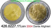 2 Euro 2004 Italien knapp / scarce . 426.0227.11  unc  38,00 EUR  zzgl. 4,75 EUR Versand