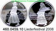 1 Lats 2008 Latvia Lettland mit Europastern . 460.0459.10 PP  33,75 EUR  zzgl. 4,75 EUR Versand