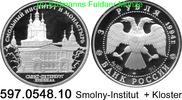 3 Rubel 1994 Russland *378 KMY513 Smolny-Institut und Kloster . 597.054... 43,75 EUR