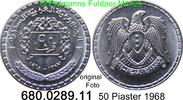 50 Piastres 1968 Syrien *30 KM97 unc  3,50 EUR  zzgl. 4,75 EUR Versand