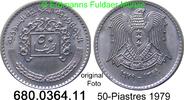 50 Piastres 1979 Syrien *52 KM119 unc  2,00 EUR  zzgl. 4,75 EUR Versand