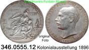 Medaille 1896 Deutschland Berlin Mecklenburg Berlin Deutsche Kolonialau... 120,00 EUR  zzgl. 6,50 EUR Versand